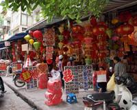 ハノイ旧市街(イメージ)