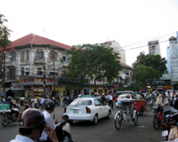 ホーチミンの街並(イメージ)