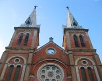 サイゴン大教会(フリータイム・イメージ)