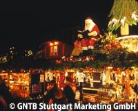 シュトゥットガルト/クリスマスマーケット(イメージ)