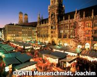 ミュンヘン/クリスマスマーケット