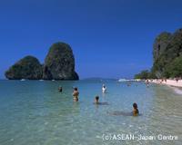 タイ国際航空(関空~バンコク間)利用 クラビ 4日 ディーバナプラザ・クラビ 【先どりリゾート】