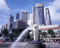 【学生旅行】 フリータイム シンガポール 4日 キャセイパシフィック航空 学生カジュアル