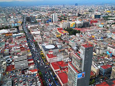 【東京/成田】選んじゃおう!メキシコシティ6日 アエロメヒコ航空利用 ガレリア・プラザ(デラックスルーム)