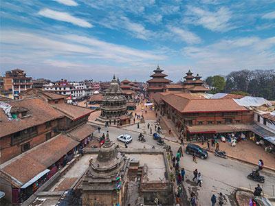 【羽田】【羽田発】 おとなの素敵旅 ネパール周遊ハイライト コンパクトに巡る6日 タイ国際航空利用 シルバープランのホテル