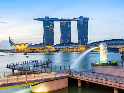関空から飛ぼう! シンガポール航空で行く シンガポール 4日 デイズホテル・シンガポール 往路:深夜発/復路:夜着 【売りつくし】