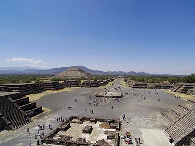 メキシコ古代遺跡と世界遺産 カンクンリゾートの休日7日 デルタ航空又はアメリカン航空又はユナイテッド航空利用