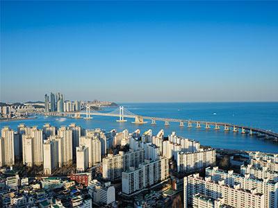 選べる釜山 2日 ビートル利用 カジュアルクラスのホテル