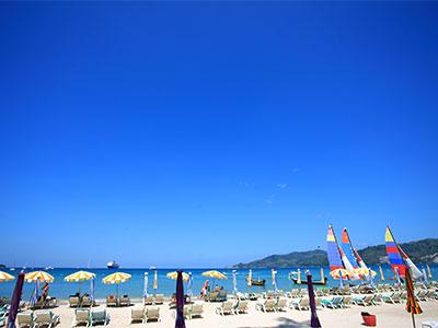 気ままにステイ!プーケット島 5日 タイ国際航空利用(パターン2/往路:午前発コース) パトン・ビーチ(スーペリアルーム)