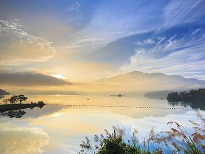 【極みの旅】 成田発 山と水に囲まれたリゾート「ザ・ラルー」に泊まる 神秘の湖 日月潭・台南・台北・九フン 台湾周遊 5日