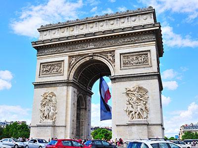 ヨーロッパで過ごす年末年始 パリ 6日 ★往復送迎付き・朝食付き!★ コンフォートパリポルトディヴリー 【年末年始を先どり】