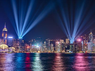 観る!味る!香港 4日 キャセイパシフィック航空利用 リーガルオリエンタル 部屋指定なし